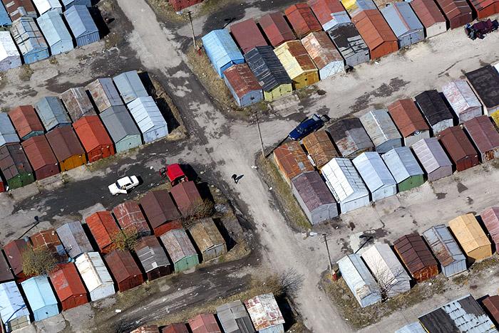 Garaažid kuskil anonüümses Eestis. Nõuka-aja minevikupärle on meil palju.