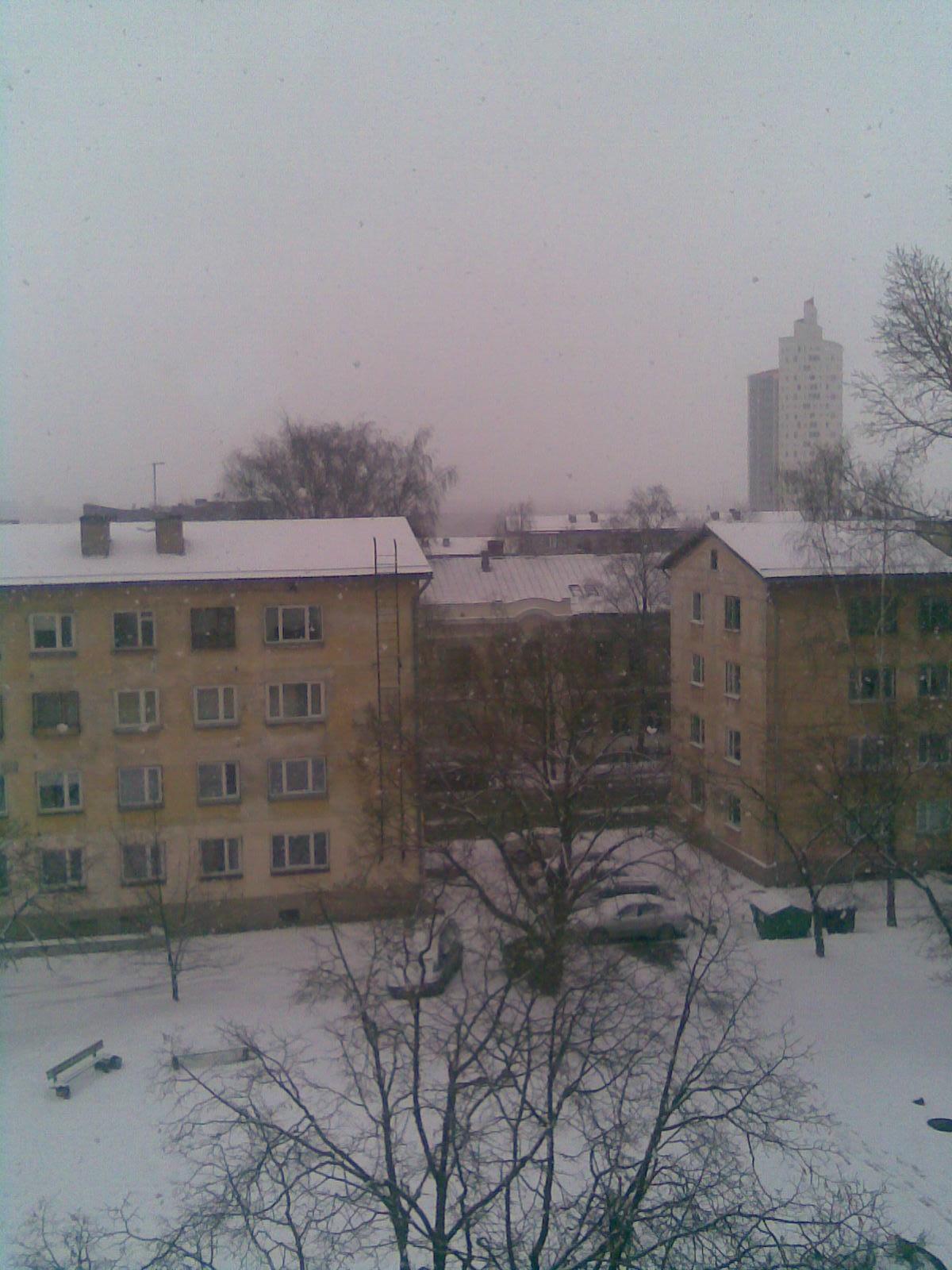 Tartu, 26.märts 2009.