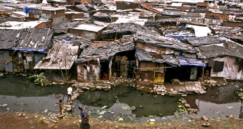 """Mumbai. Tekib küsimus - kui hull on elu maal, et """"linnaelu"""" paremaks peetakse?"""