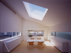 Katsuhisa Kida/FOTOTECA - House to Catch the Sky 2. Allikas: http://www.architecturenewsplus.com/